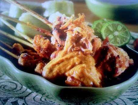 Resep Sate Ayam Pedas