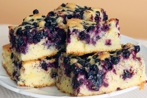 ... Cake Blogger: Follow This Blue Berry Cake Recipe If You Love Cake