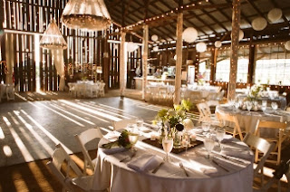 Reception Areas For Weddings