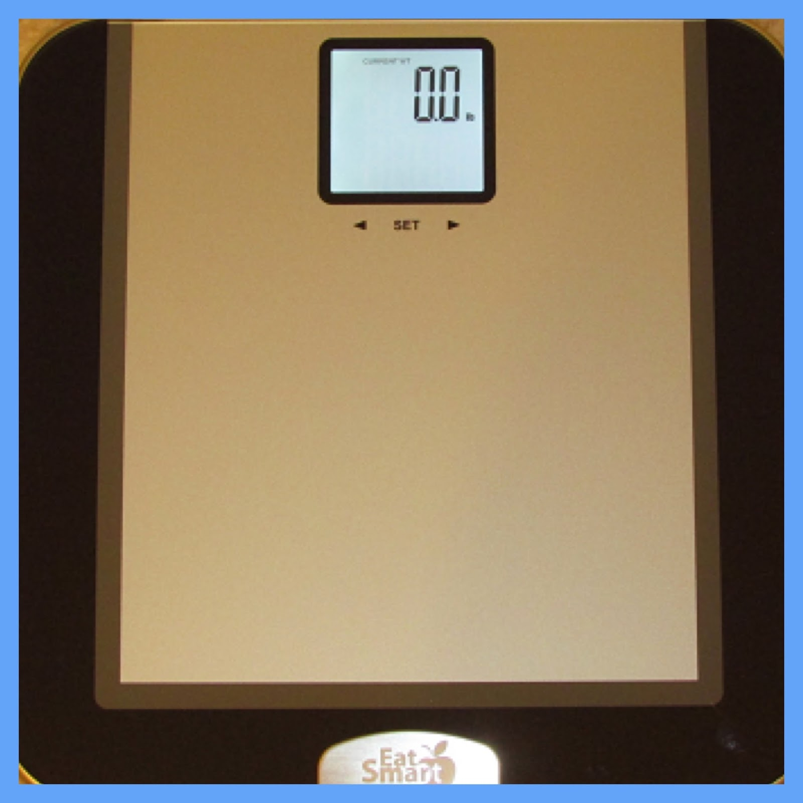 Most accurate bathroom scale 2014 - Eat Smart Scale