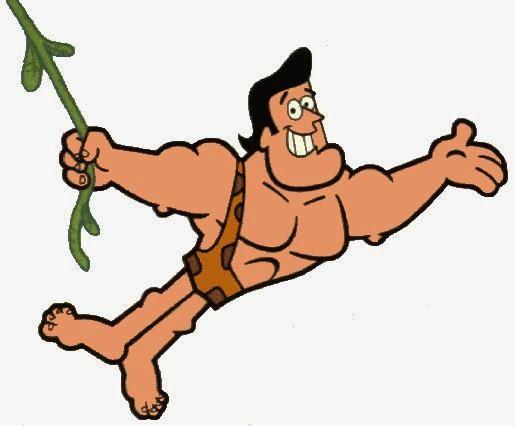 Gambar George Of The Jungle