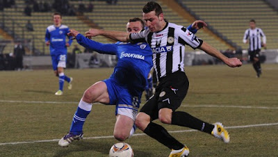 Udinese Paok 0-0 highlights