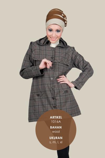 Model Baju Wol Cantik Murah ELSISTA 1016A