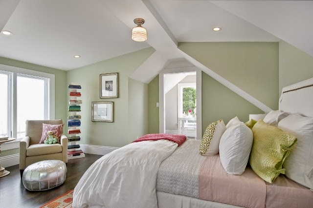 Dise os de dormitorios relajantes dormitorios colores y - Colores para paredes de dormitorios ...