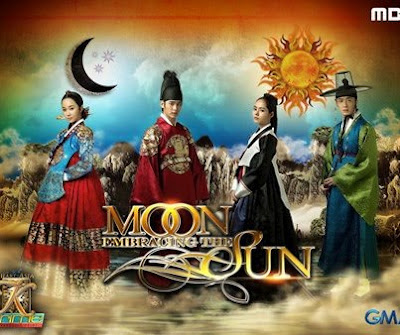 Moon Embracing The Sun – November 02, 2012