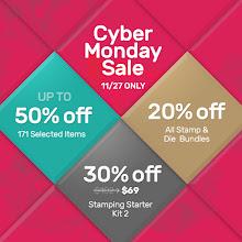 Altenew Cyber Monday Specials