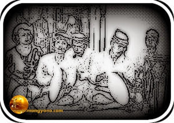 Genjring bonyok kesenian khas Subang