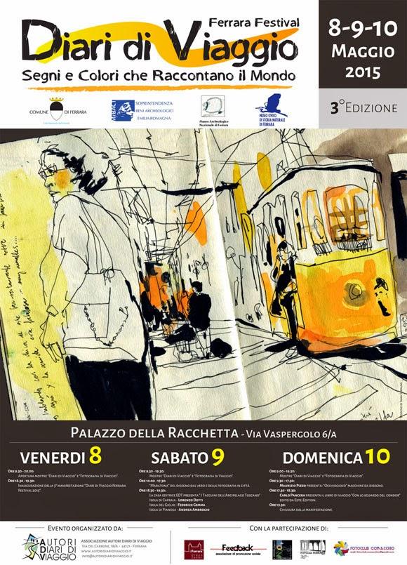 DIARI DI VIAGGIO - Ferrara