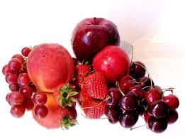 Rahsia disebalik warna buah dan sayur, sayur berwarna merah