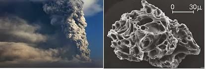 bahaya abu vulkanik pada saluran pernapasan