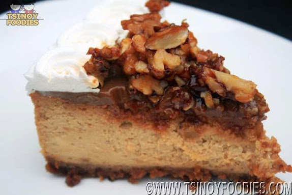 yema cheesecake