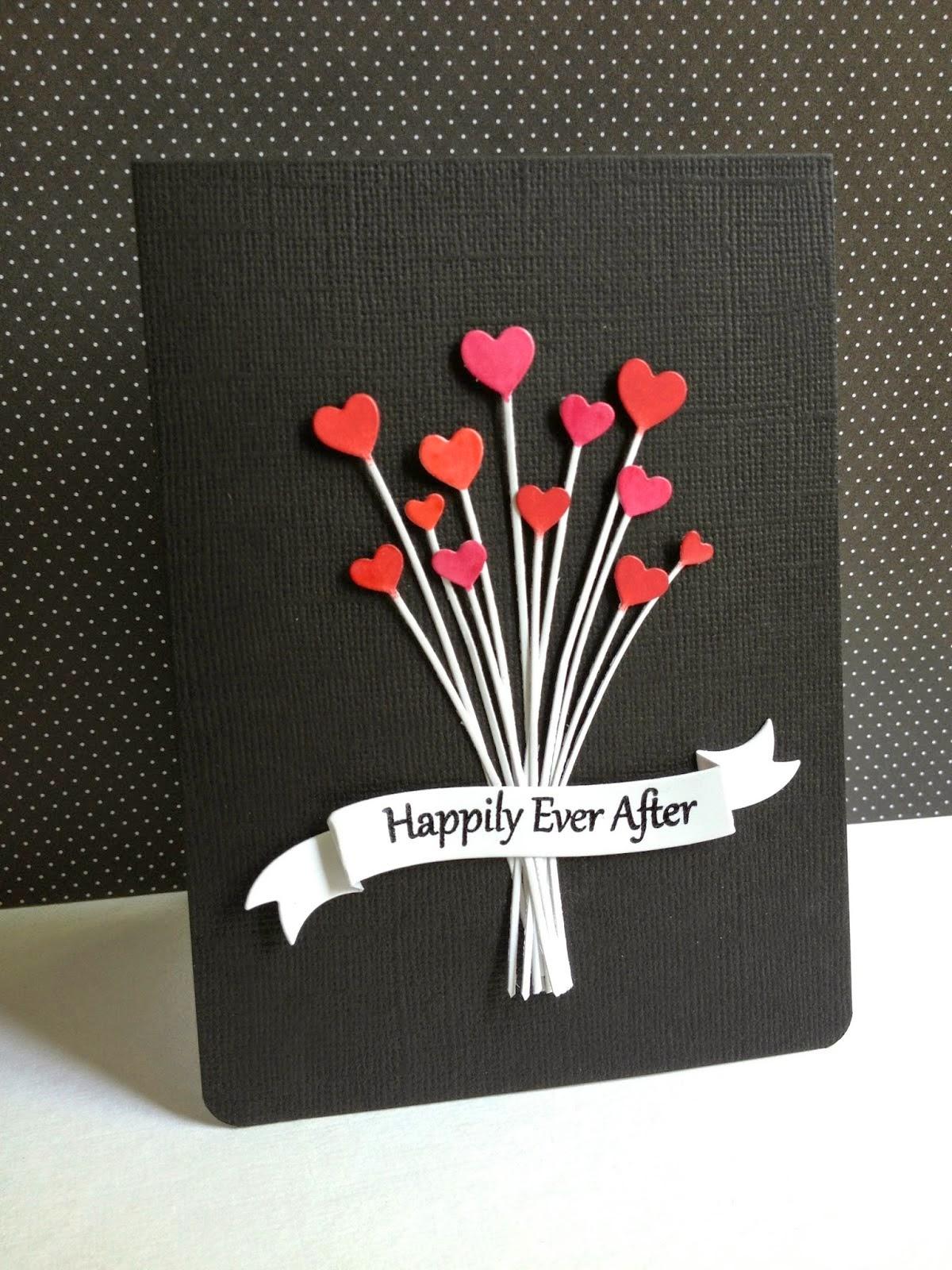 Tarjetas DIY para regalar en San Valentín