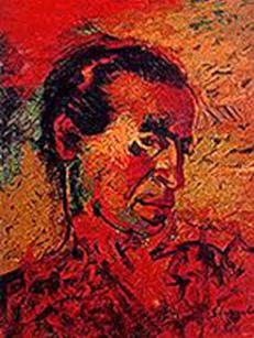 Sérvulo Gutiérrez Alarcón en Pintura