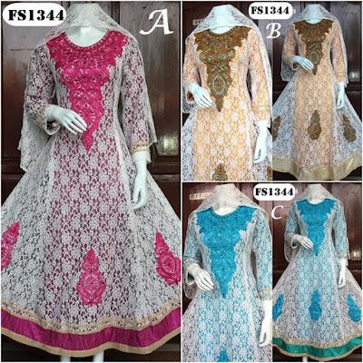 Model Desain Gambar Baju India Ala Jodha Akbar