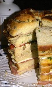 Panettone Gastronomico Bimby