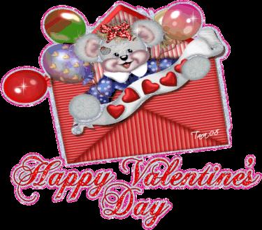 Kartu Ucapan Valentine 2013