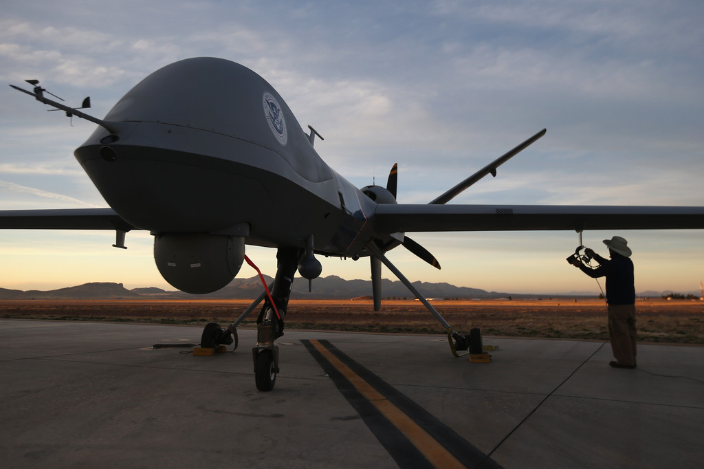 military drone Creech air force base's 432nd wing will celebrate the retirement today of the mq-1b predator, the drone that changed the world that phrase is no overstatement the predator was the first weapon in history whose users could stalk and kill a single individual on the other side of the planet from a position of.
