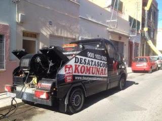 Vaciado de fosas sépticas en Mataró
