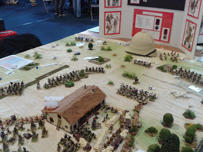 28mm Rorke's Drift participation game by Rotherham Wargames Society picture 4