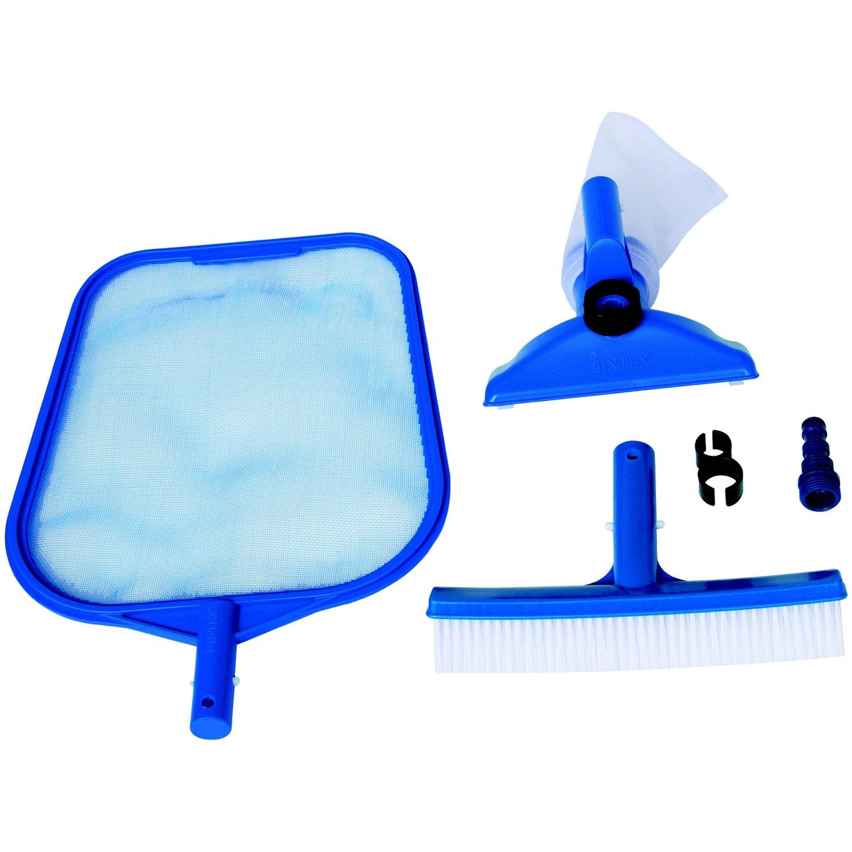 Ma piscine kit accessoires nettoyages de base for Accessoire piscine 24