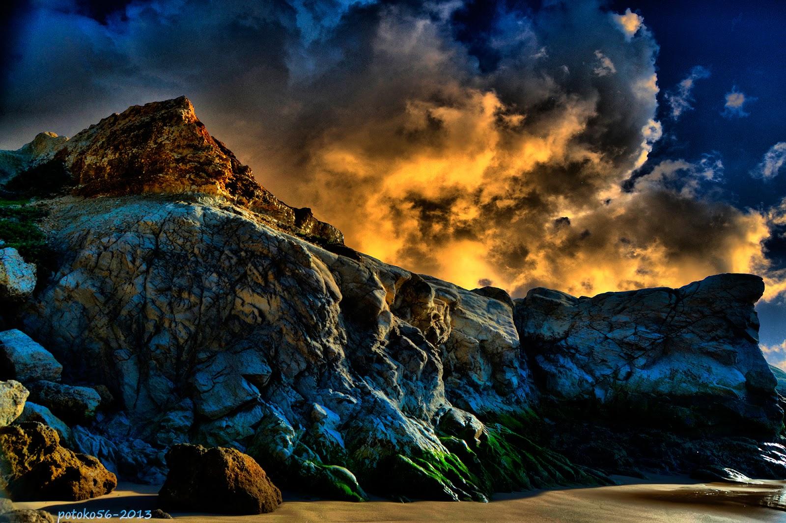 La Roca de Barro El Chorrillo Rota