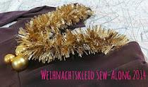 Sei dabei und nähe dir ein Weihnachtskleid