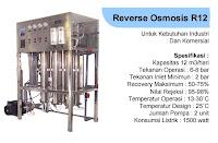 reverse osmosis r12