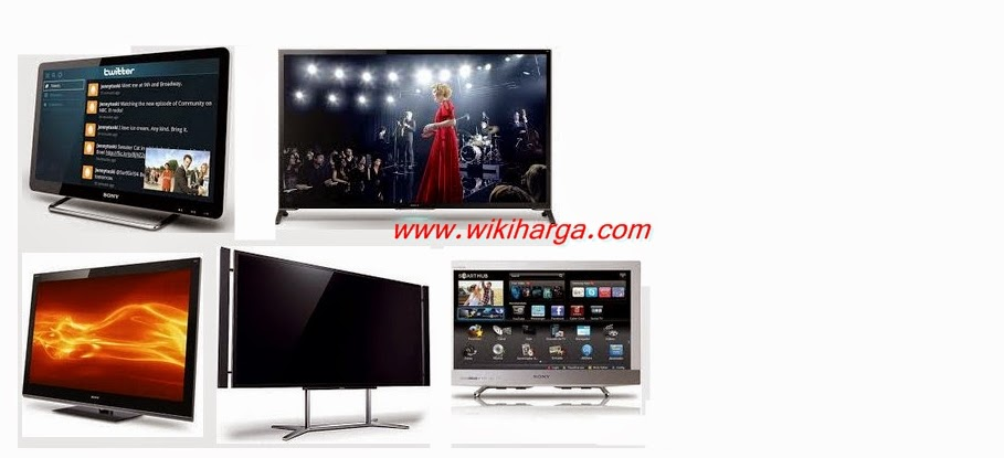 Harga Tv sony terbaru
