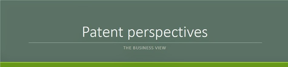 Patent Perspectives - on FRAND and essential patents