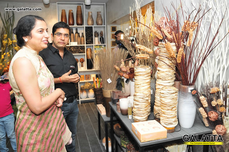 Suhasini at Launch of Deco aro at Khader Nawaz Khan Road sexy stills