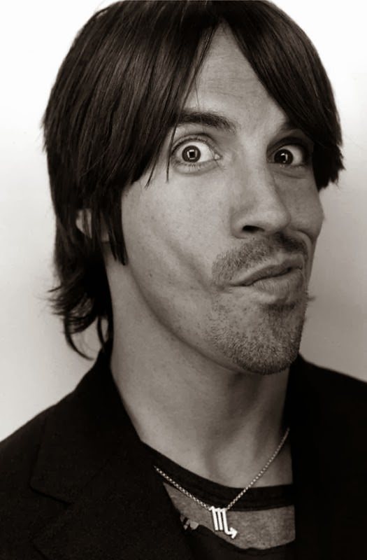 Chatter Busy: Anthony Kiedis Quotes