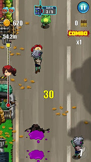 Screenshots of the Redhead redemption for Android tablet, phone.