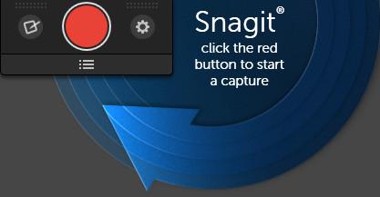 Phần mềm chụp ảnh màn hình SnagIt