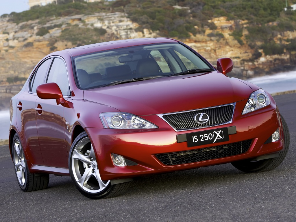 Lexus IS 250 Review