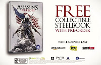 Free collectible steelbook case