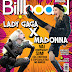 Lady Gaga e Madonna na capa da nova Billboard Brasil