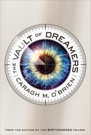 The Vault of Dreamers book cover