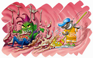 3 cara kawal kolestrol