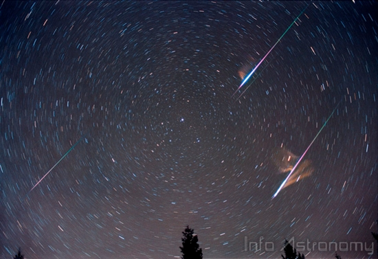 Inilah 11 Hujan Meteor Wajib Ditonton di Tahun 2014