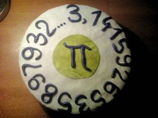 Pi Day Cake Endlessly777