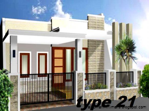 Desain Rumah Minimalis 1 Lantai Ukuran 6 X 12 M  Cara Mendesain Rumah