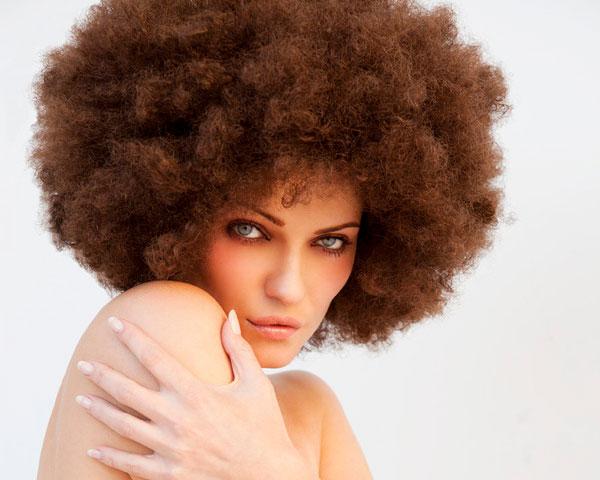 Crazy Hair Styles: Afr...