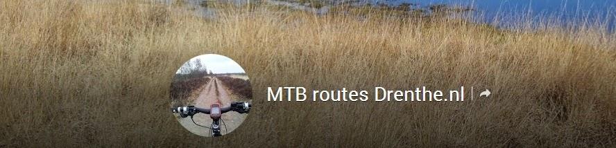 MTB routes Drenthe.nl