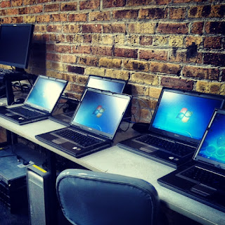 Image mapping rental laptops
