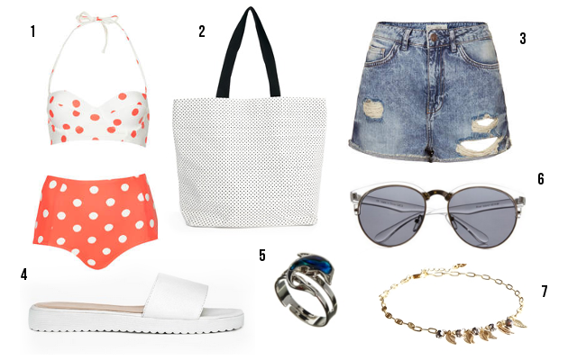 Beach Holiday Wishlist | UK Blogger Je Suis Cat