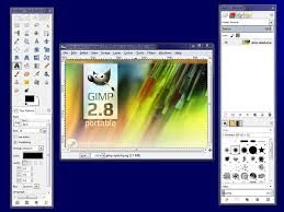 Software Photo Editing – Gimp