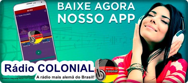 RÁDIO COLONIAL A RÁDIO MAIS ALEMÃ DO BRASIL
