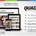 Quadrum - Multipurpose News and Magazine HTML Template