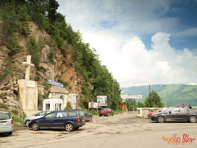Parcare Izvorul Muntelui