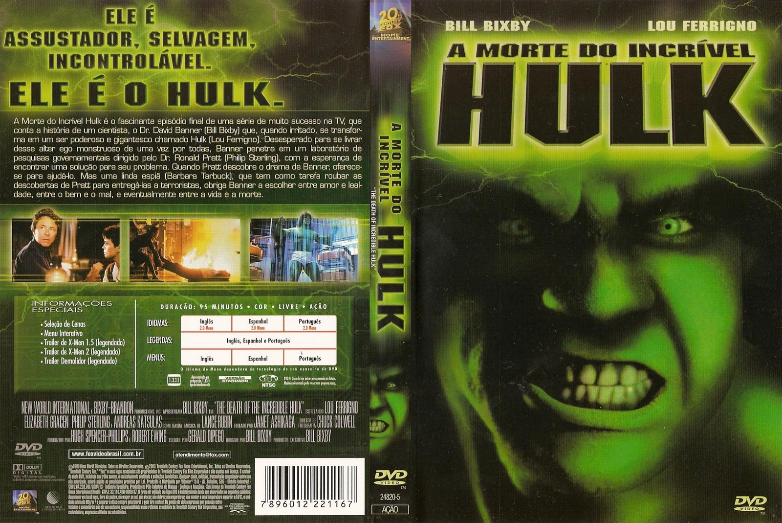 Incrivel Hulck Simple caverna do hulk: a morte do incrível hulk dvdrip